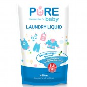Pure BB Baby Laundry Liquid Refill 450ml