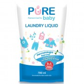 Pure BB Baby Laundry Liquid Refill 700ml