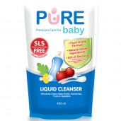 Pure Baby Liquid Cleanser Refill 450ml