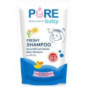 Pure BB Baby Shampoo Freshy Refill 450ml
