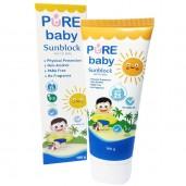 Pure BB Baby Sunblock SPF 25 100g