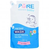 Pure Baby Wash 2in1 Freshy Refill 450ml