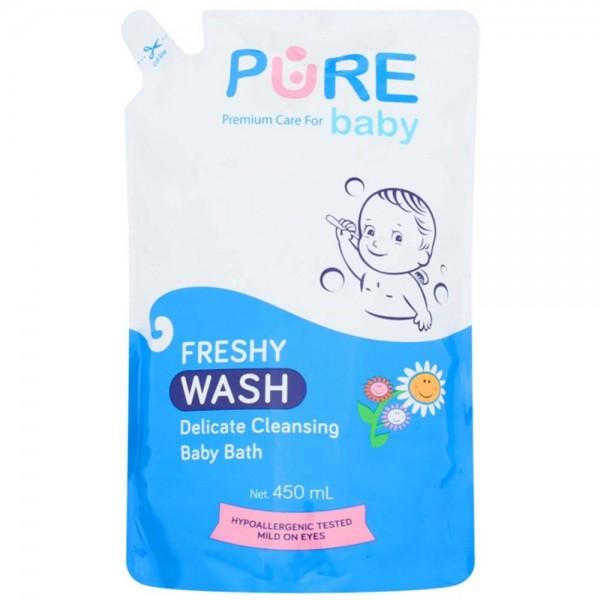 Pure Baby Wash 2in1 Freshy Refill 450ml