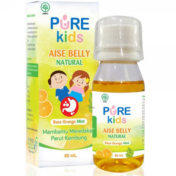 Pure Kids Aise Belly 60ml