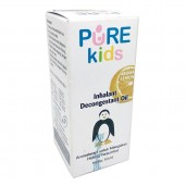 Pure Kids Inhalant Decongestant Oil Lemon 10ml