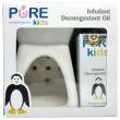 Pure Kids Inhalant Decongestant Oil Paket Tungku