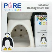 Pure Kids Inhalant Decongestant Oil Paket Tungku