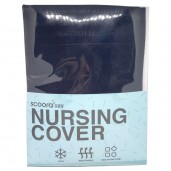 Scoora ARV Nursing Cover Navy
