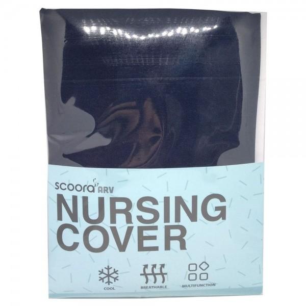 Scoora ARV Nursing Cover Navy