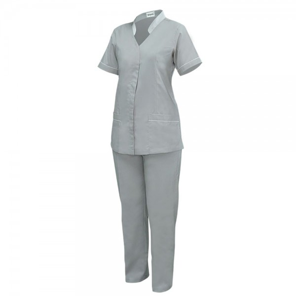 Scoora Freya Nanny Uniform Dusty Gray