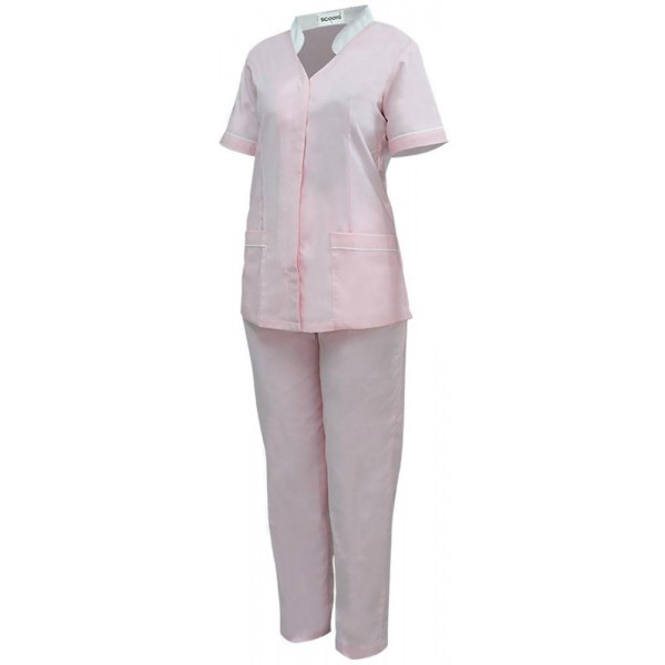 Scoora Freya Nanny Uniform Sweet Pink