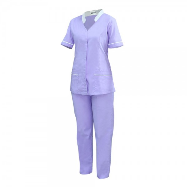 Scoora Freya Nanny Uniform Violet