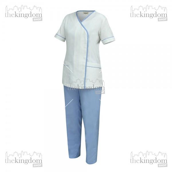 Scoora Gail Nanny Uniform Light