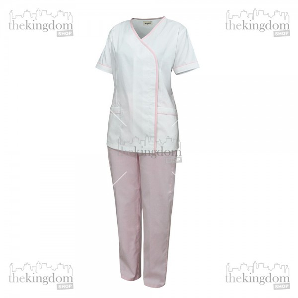 Scoora Gail Nanny Uniform Pink
