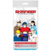 Skrineer Multifunction Mask Color BPA /10