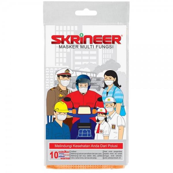 Skrineer Multifunction Mask Color /10