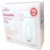 Spectra Disposable Colostrum Bags 100ml