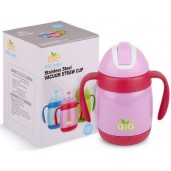 GiG Baby Kids Straw Bottle
