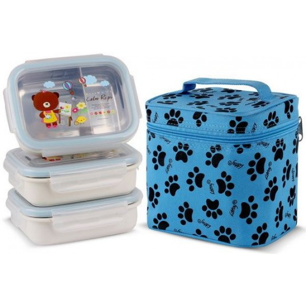 GiG baby Rectangular Lunch Box