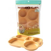 Mother's Corn Round Meal Plate