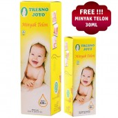 Tresno Joyo Minyak Telon herbal pluss100ml