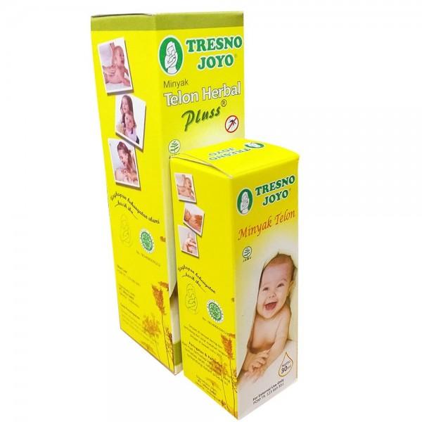 Tresnojoyo Minyak Telon Herbal Pluss 100ml