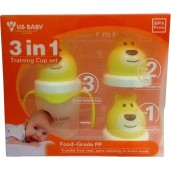 US BABY Bear Training Cup 3in1