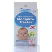 US BABY Mosquito Repellent Patch /24