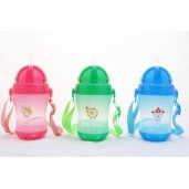 US BABY Sport Straw Bottle 310ml