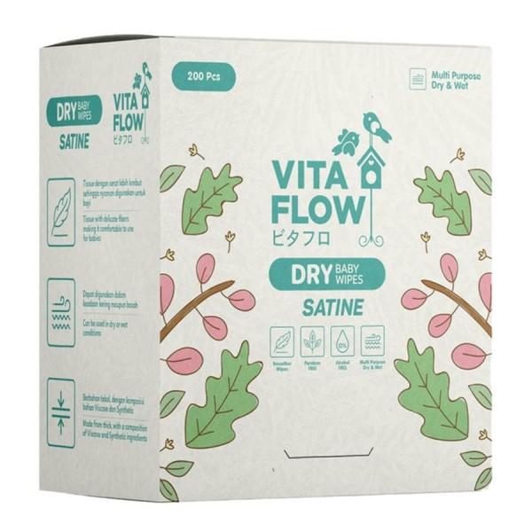 Vita Flow Dry Tissue Satine /200